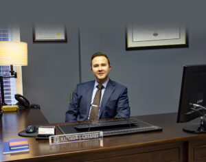 Attorney Mathew Cherney of Cherney Law Firm cam help you file for chapter 13