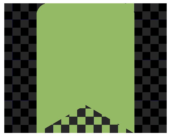 bookmark green